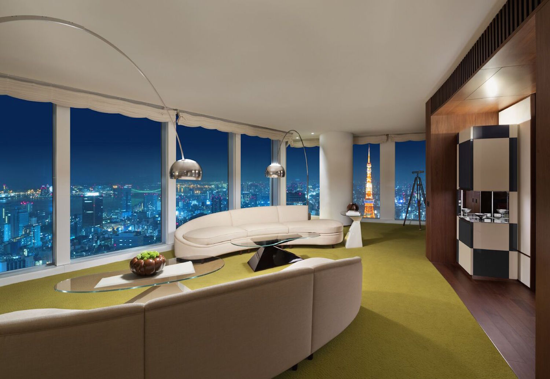 Andaz Tokyo Suite
