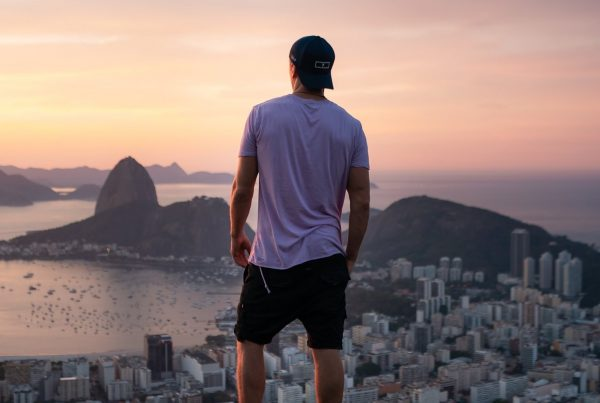 Tyson Mayr South America Rio