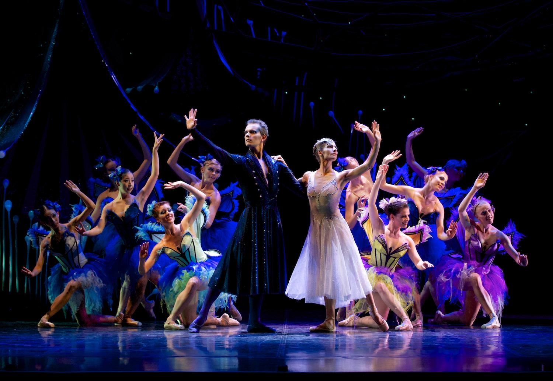 A Midsummer Night's Dream Queensland Ballet