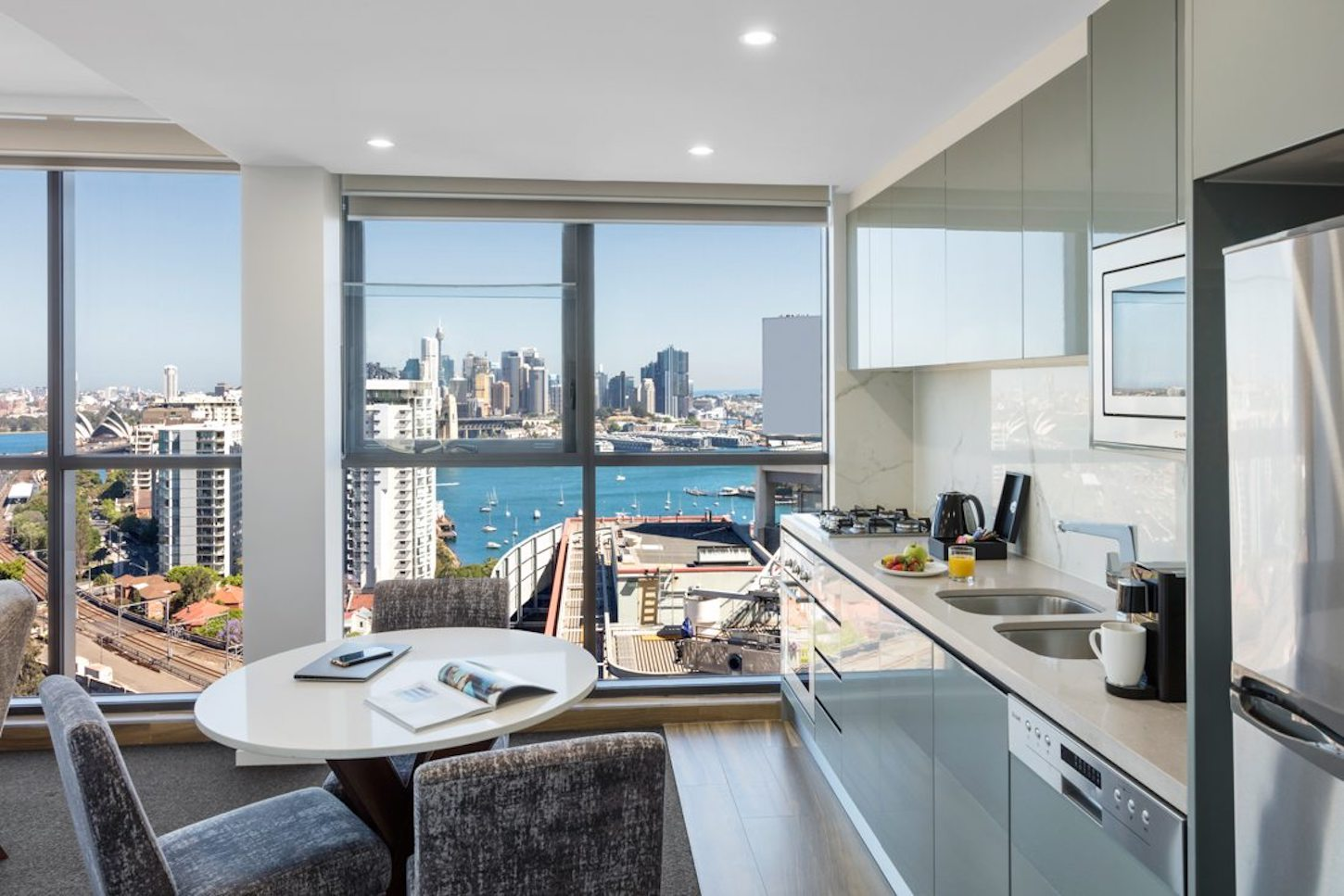 Meriton Suites North Sydney