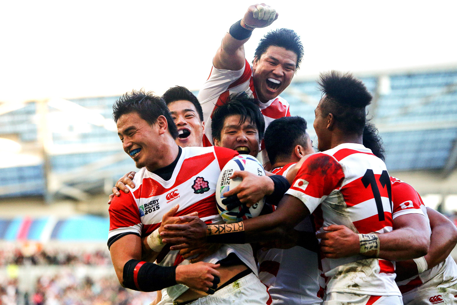 Japan World Cup Rugby