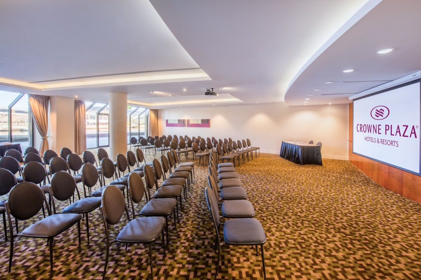 Crowne Plaza meeting rooms