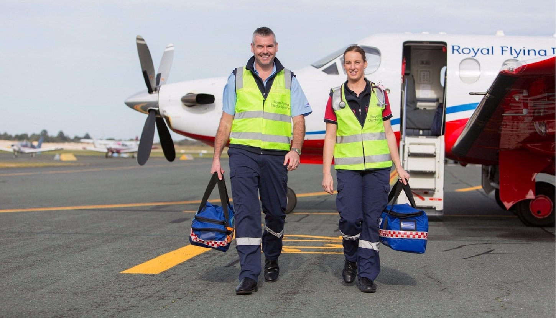 Royal Flying Doctors Service Museum Kalgoorlie