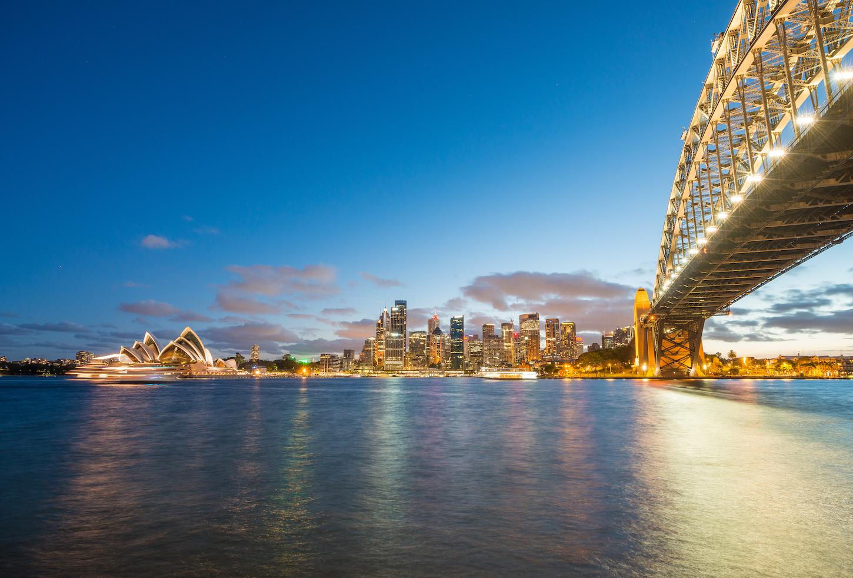 Sydney Tourism Australia