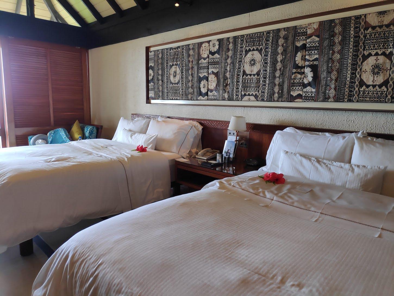 Rooms Westin Demarau Island Fiji
