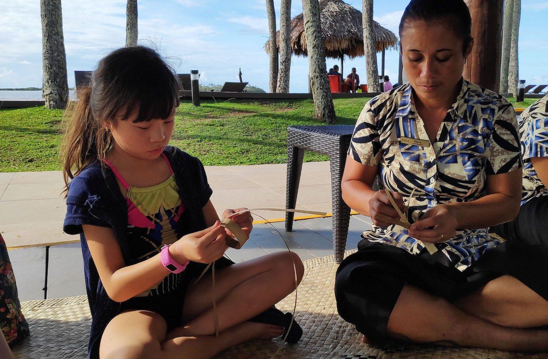 activities Westin Fiji