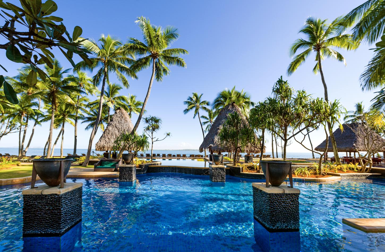 Westin Main Pool Fiji