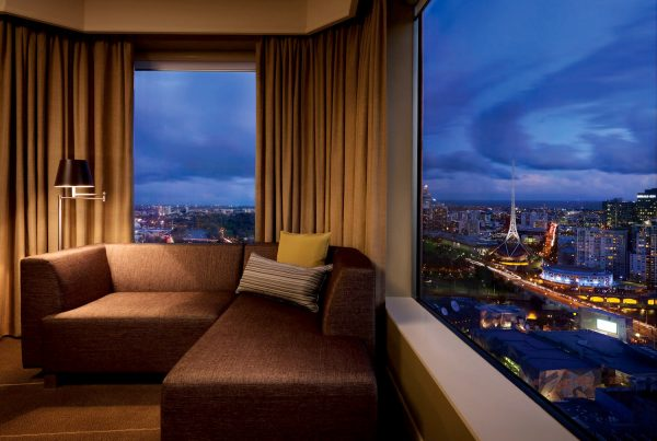 Grand Suite Grand Hyatt Melbourne
