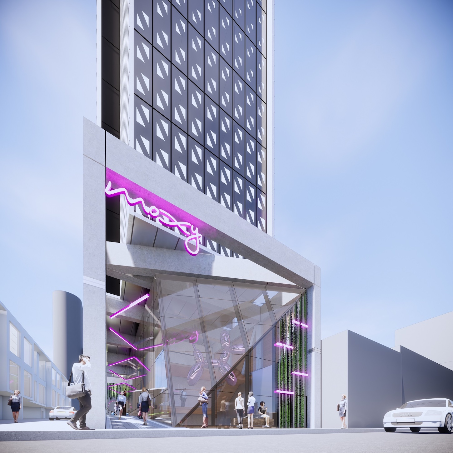Moxy Hotels Melbourne