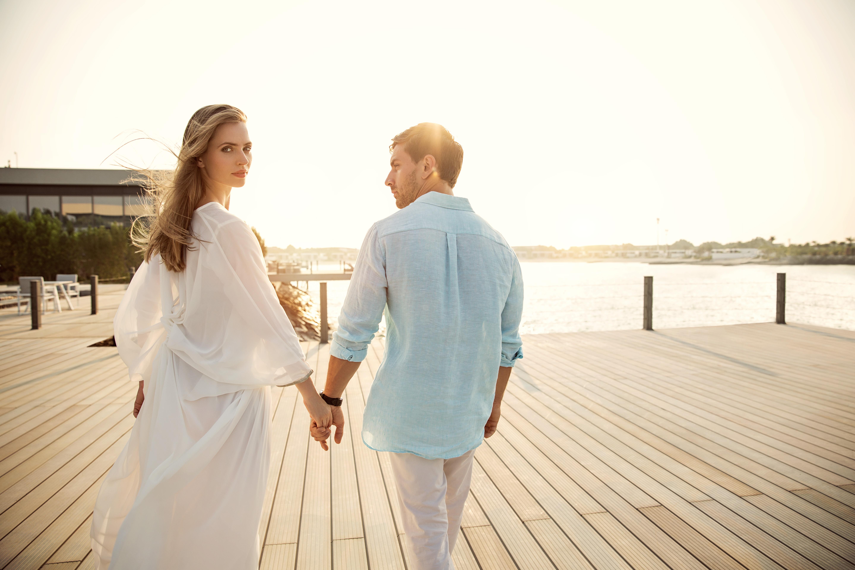 Nurai Island couple Abu Dhabi