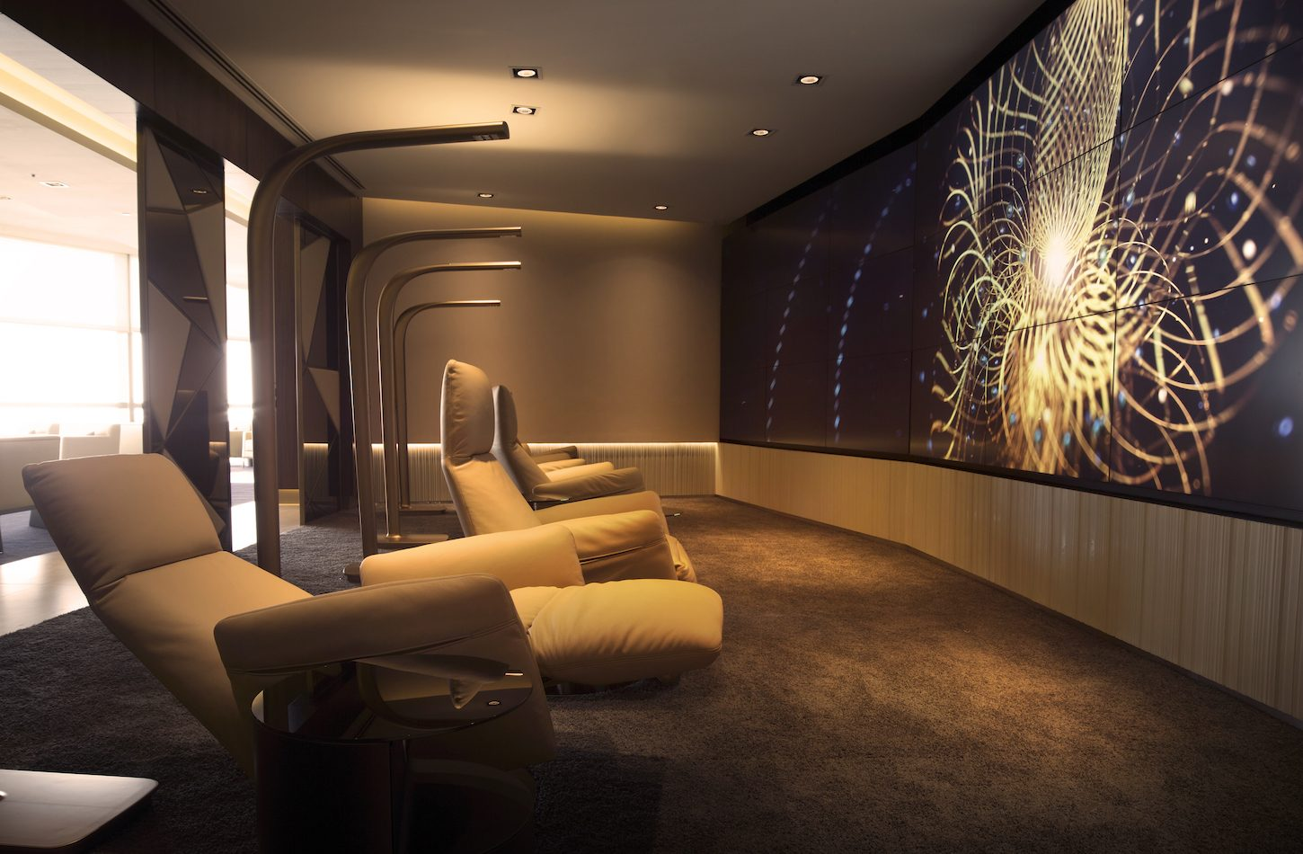 Relaxation Room Etihad First