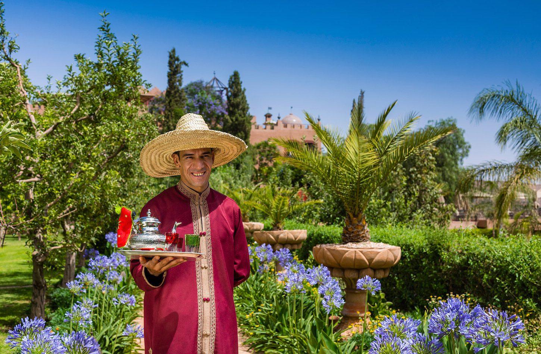 kasbah tamadot morocco