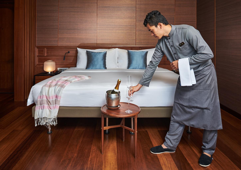 Aqua Mekong room