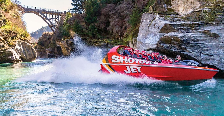 Shotover Jet Queenstown