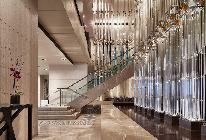 lower lobby Grand Hyatt