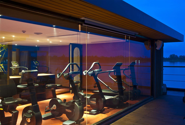 Aqua Mekong gym