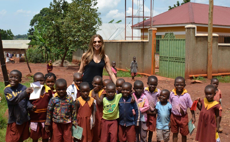 Uganda Suzy Zail