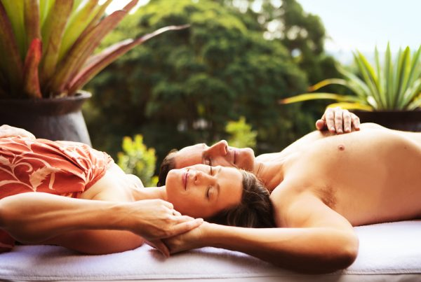 Gaia Day Spa couples