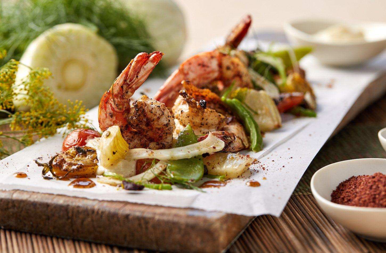 Spa cuisine Gaia Retreat