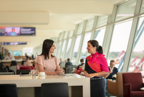 Qantas Business Rewards CT Connections