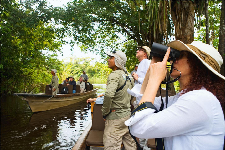 excursions ARIA Amazon
