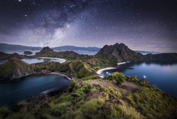Aqua Blu Padar Island