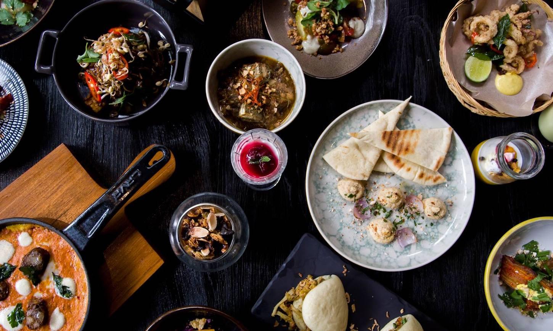 Hotel Indigo Seminyak Beach food