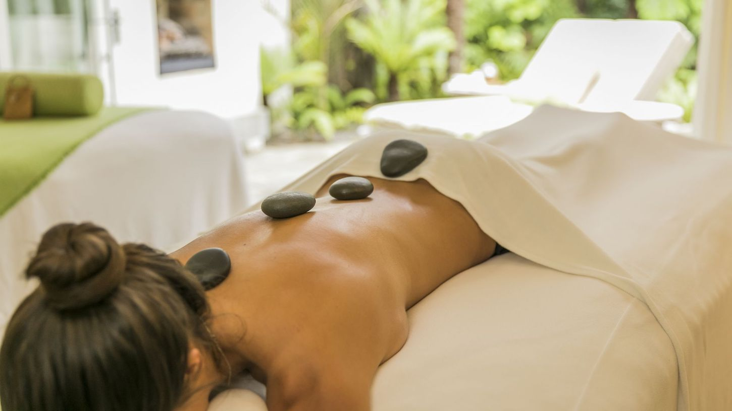 massage at The Lodge Kauri Cliffs