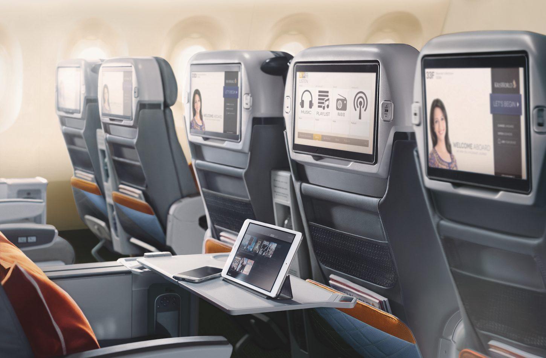 Premium Economy Singapore Airlines