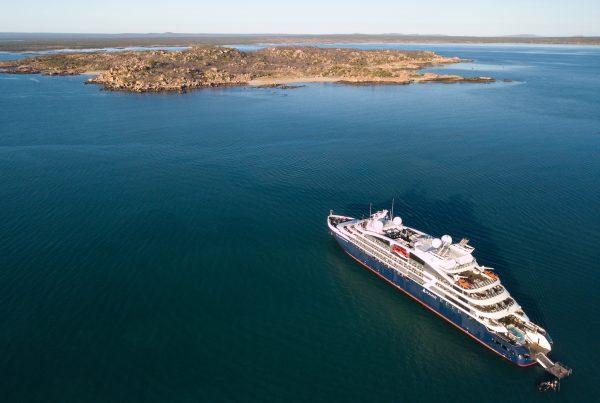 Ponant Cruise Kimberley