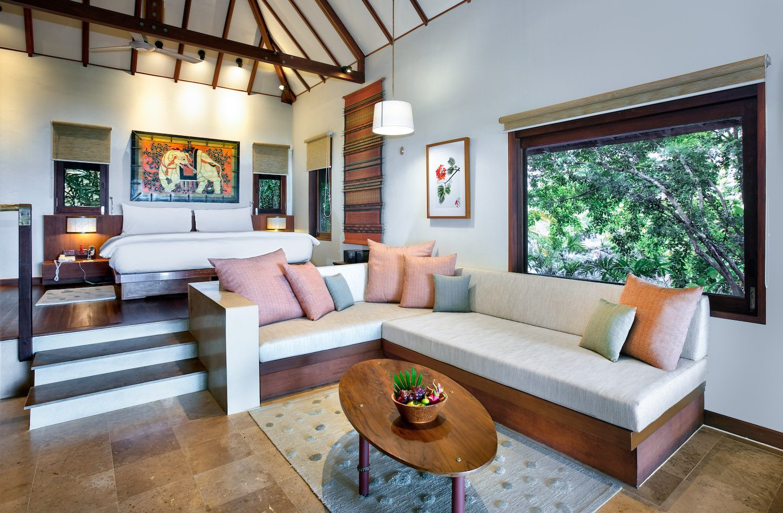 Villa Sea View Kamalaya Thailand