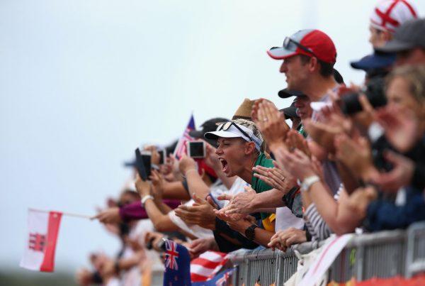 Michelle Cooper Triathlon Australia