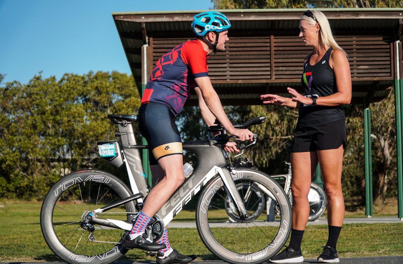 Triathlon Australia Michelle Cooper