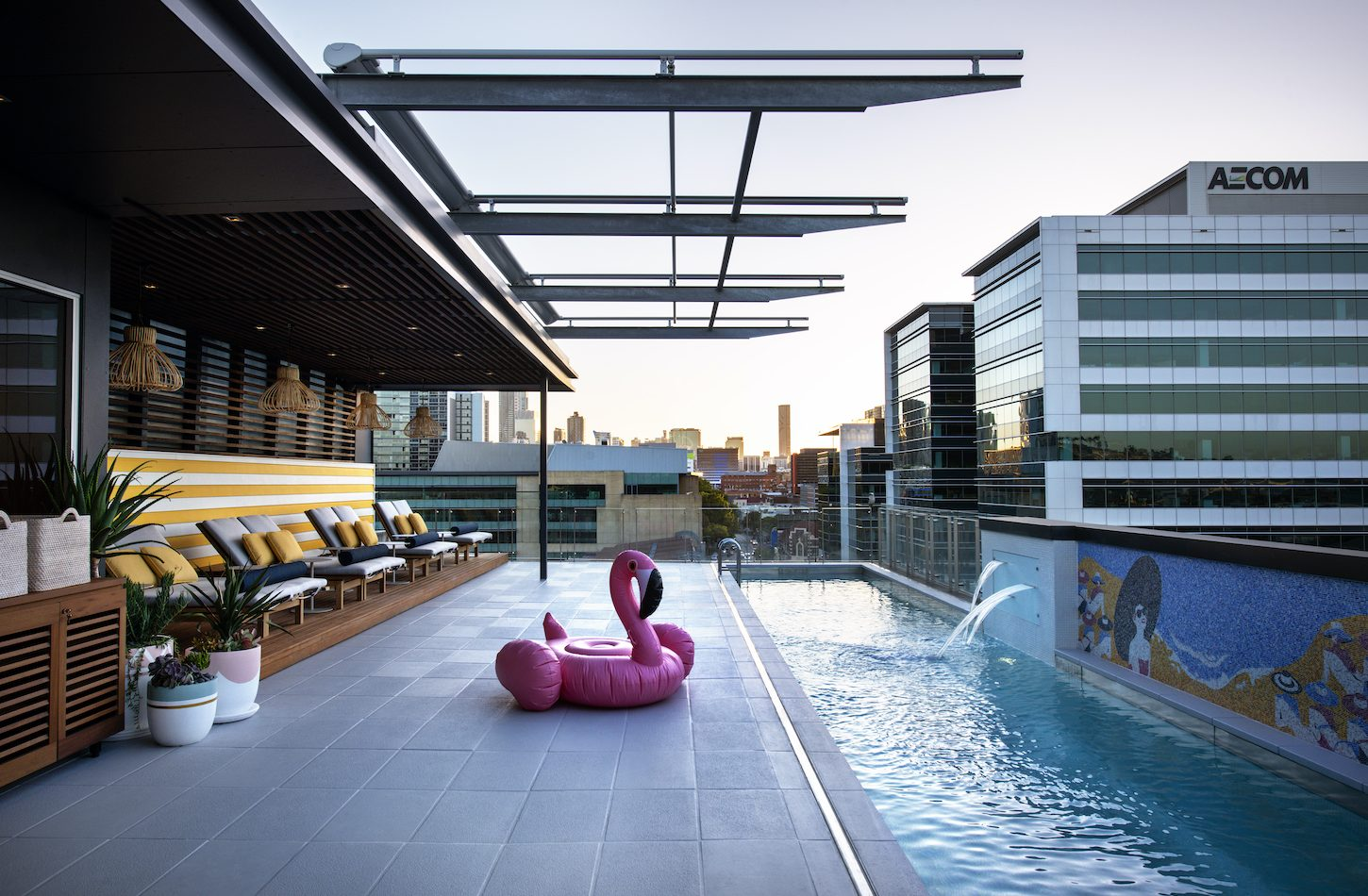 Ovolo The Valley rooftop