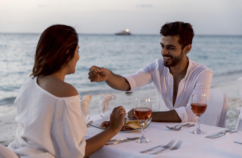 Club Med Kani food