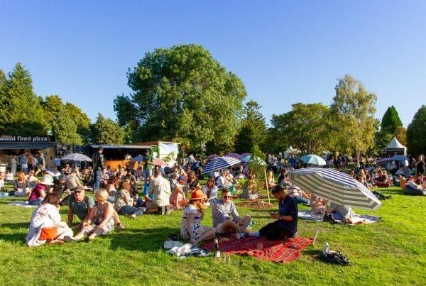 Tasmania wine fest